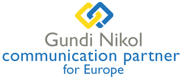 Logo Gundi Nikol communication partner